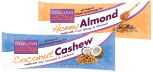 Why I Love my Whole Food Energy Bars:  It's a No Grainer!