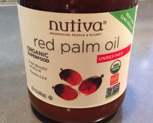 Super Food:  Red Palm Oil